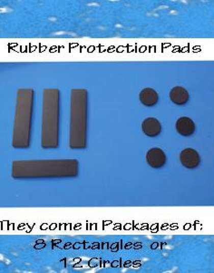 Rubber punches